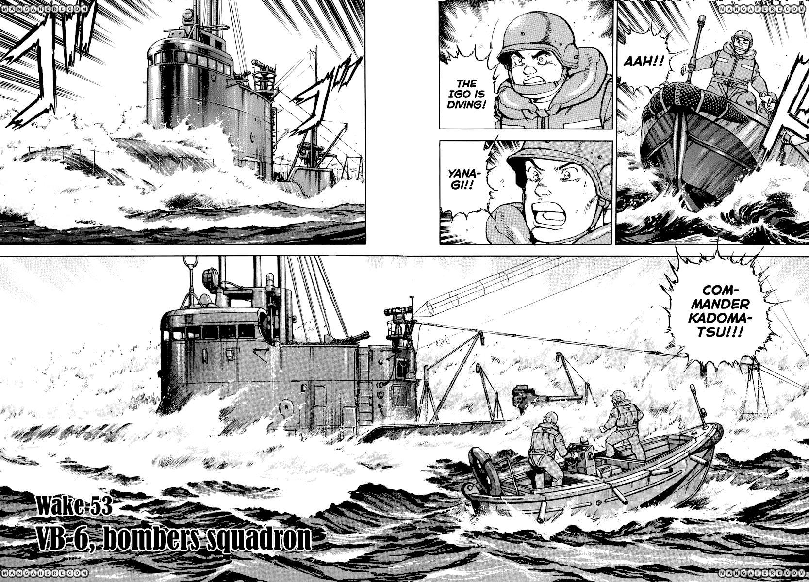 Zipang 53 Page 3