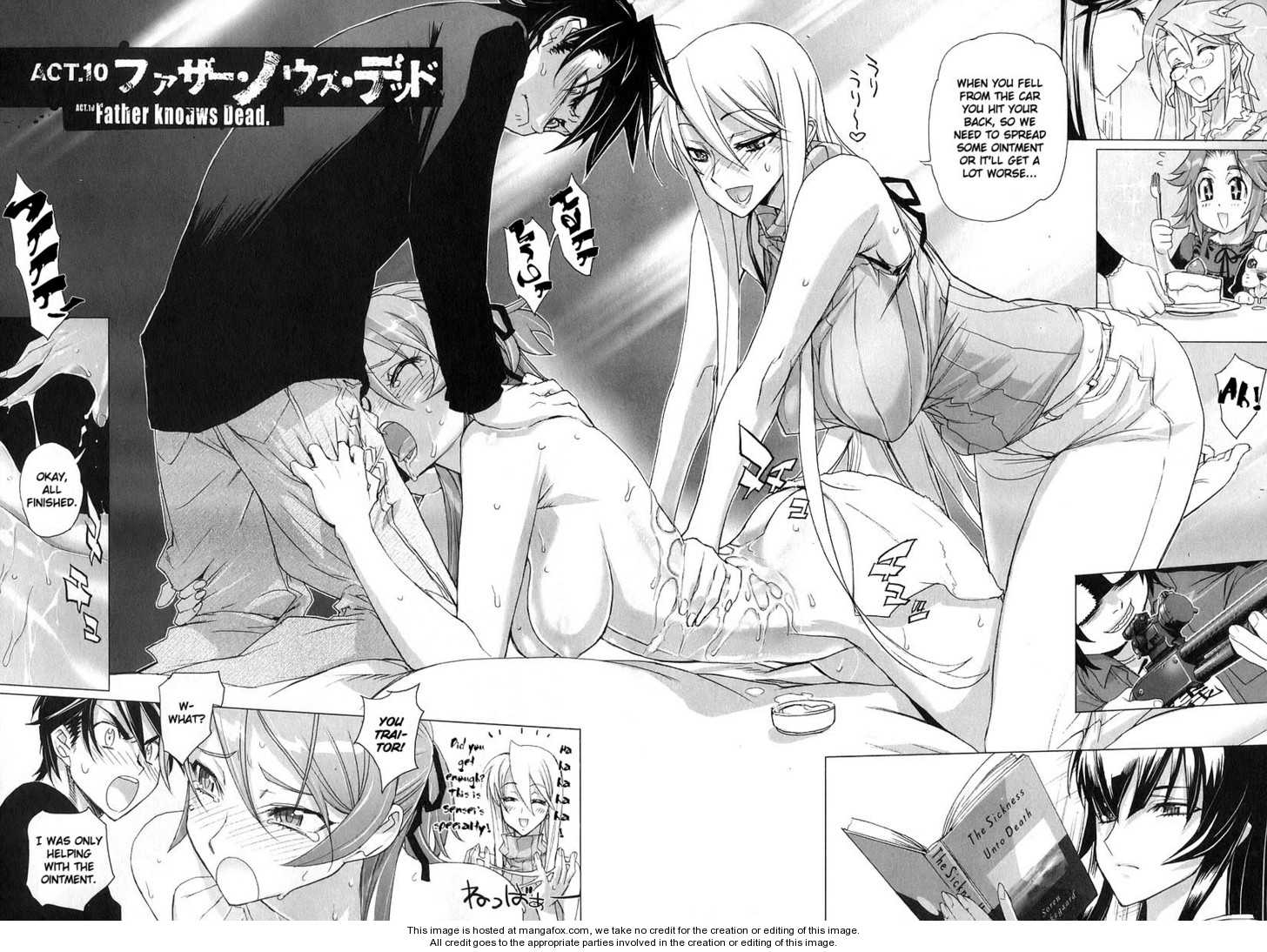 High School of the Dead 10 Page 3