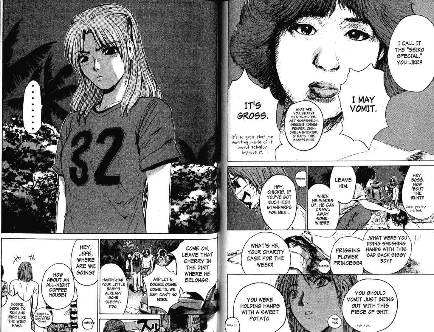 Great Teacher Onizuka 105 Page 2