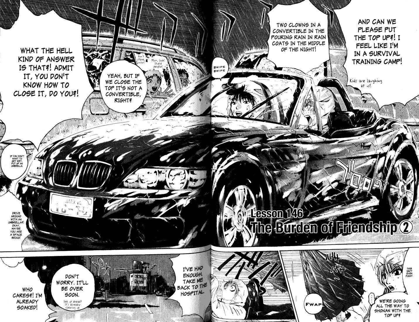 Great Teacher Onizuka 146 Page 2