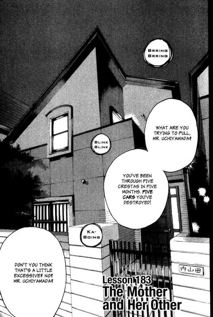 Great Teacher Onizuka 183 Page 1