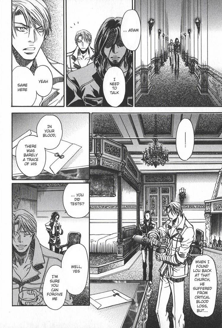 Kyuuketsuki no Shouzou 2 Page 1