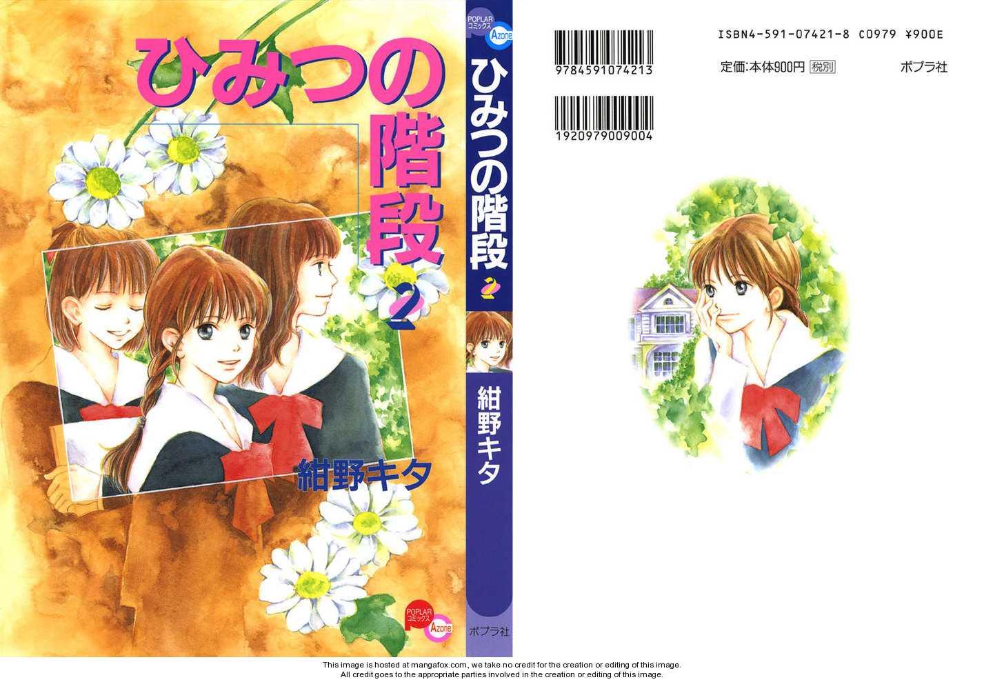 Himitsu no Kaidan 8 Page 2
