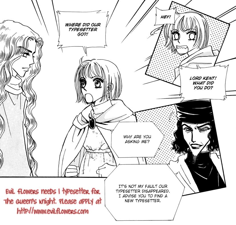 The Queen's Knight 5 Page 1