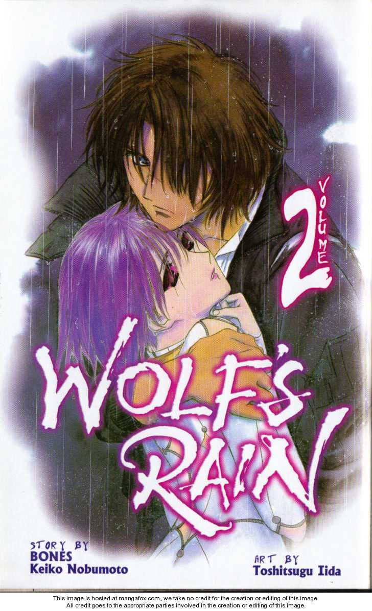 Wolf's Rain 6 Page 1