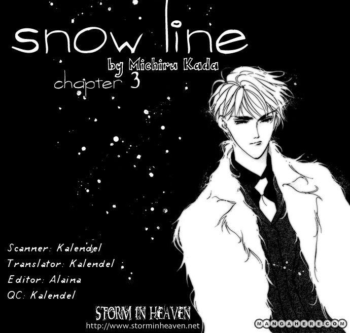 Snow Line 3 Page 1