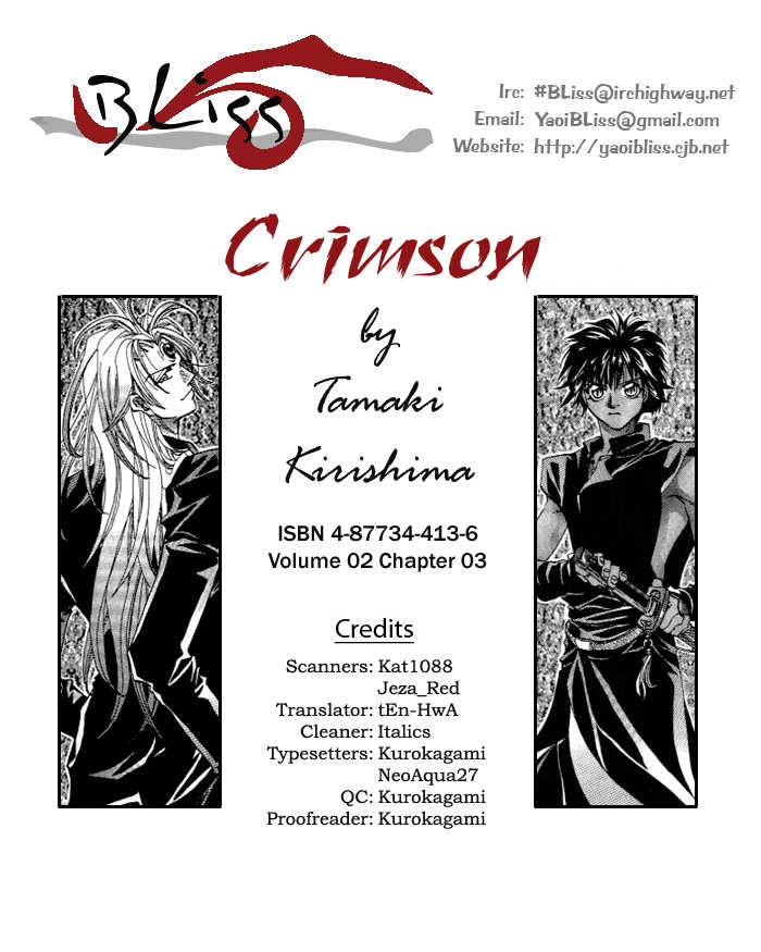 Crimson 3 Page 1