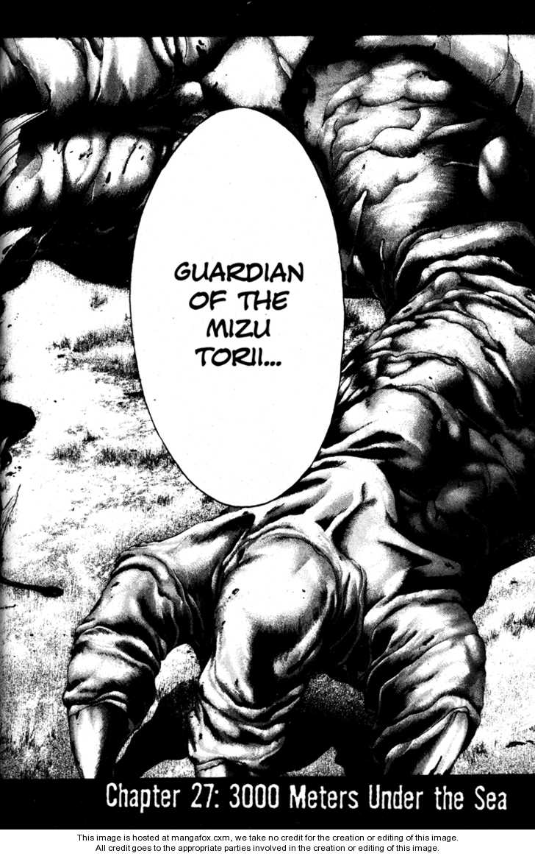 Kamikaze 27 Page 1