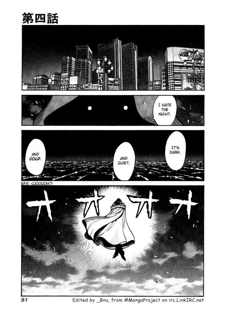 Read or Die 4 Page 2