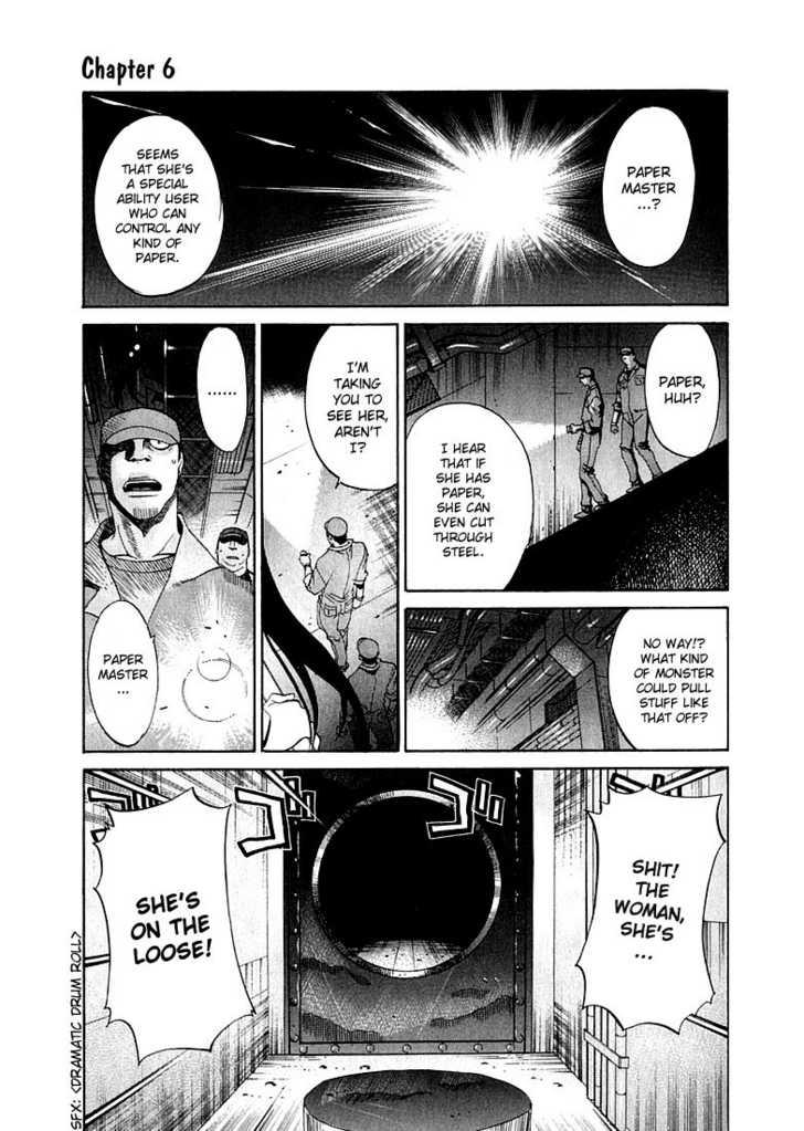Read or Die 6 Page 2