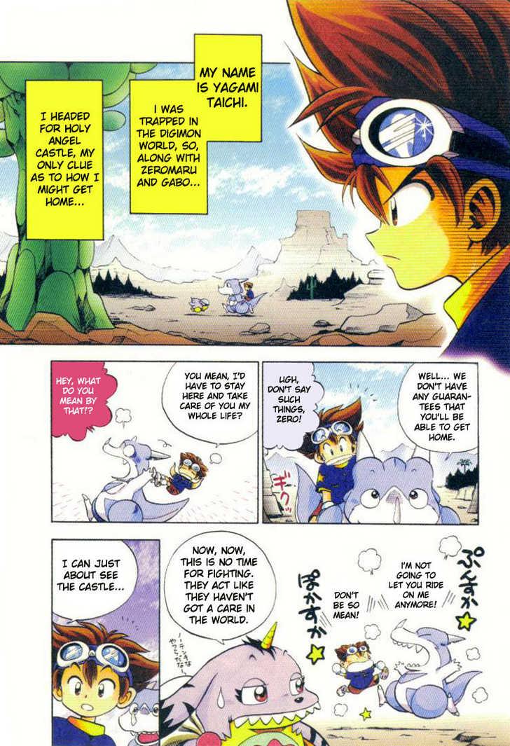 Digimon Adventure V-Tamer 01 2 Page 2