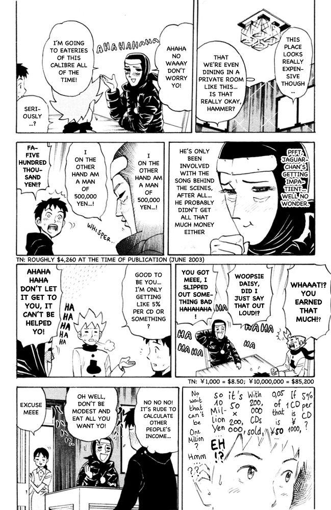 Pyu to Fuku! Jaguar 93 Page 2