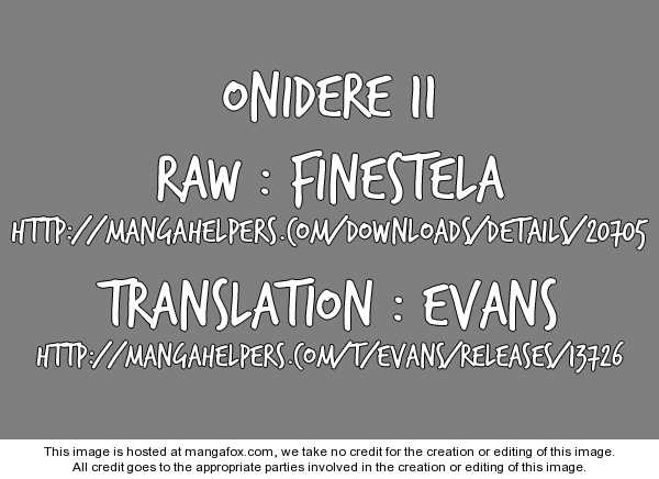 Onidere 11 Page 1