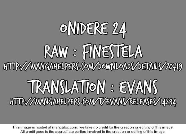 Onidere 24 Page 1