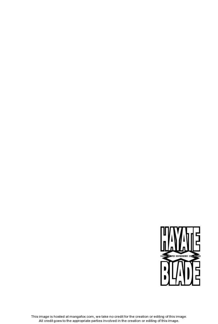 Hayate×Blade 38 Page 1