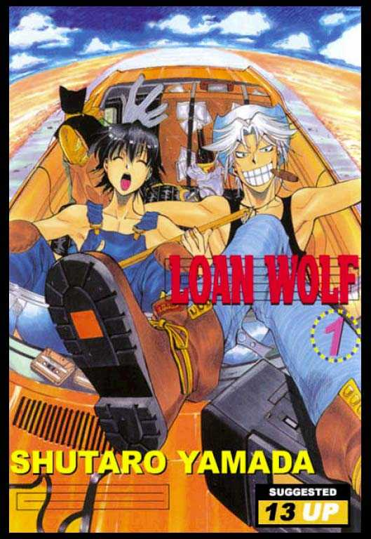 Loan Wolf 0 Page 2