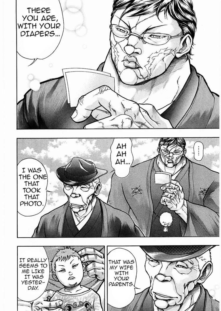 Baki Gaiden - Scarface(side story) 13 Page 2