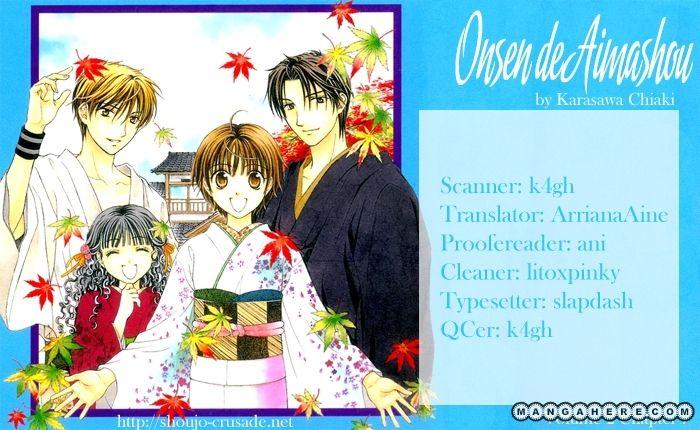 Onsen de Aimashou 7 Page 1
