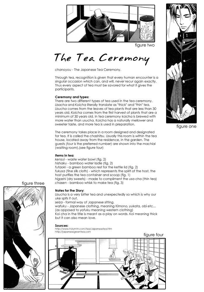Tea for Two 1 Page 1