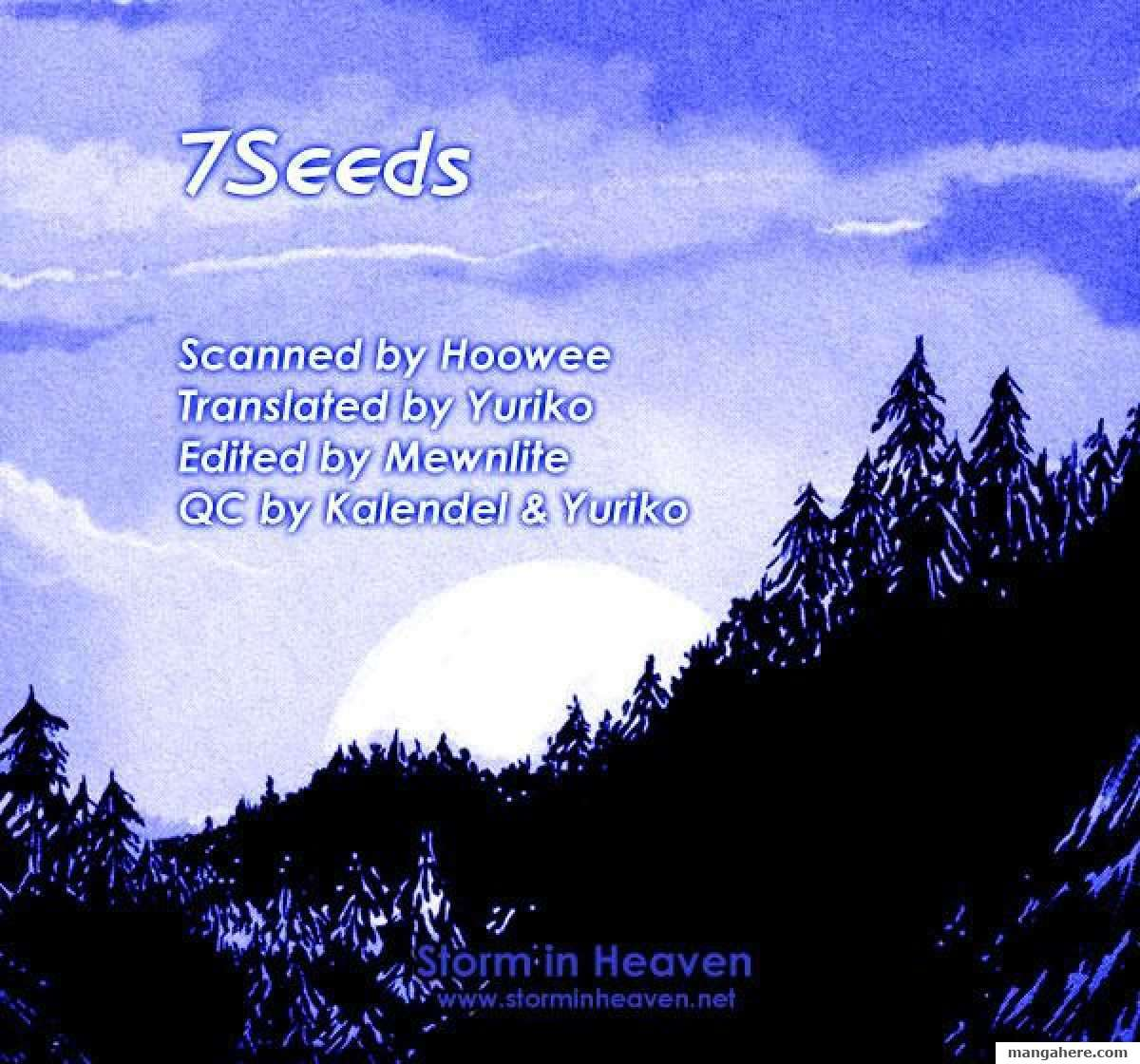 7 Seeds 45 Page 1