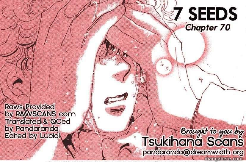 7 Seeds 70 Page 1