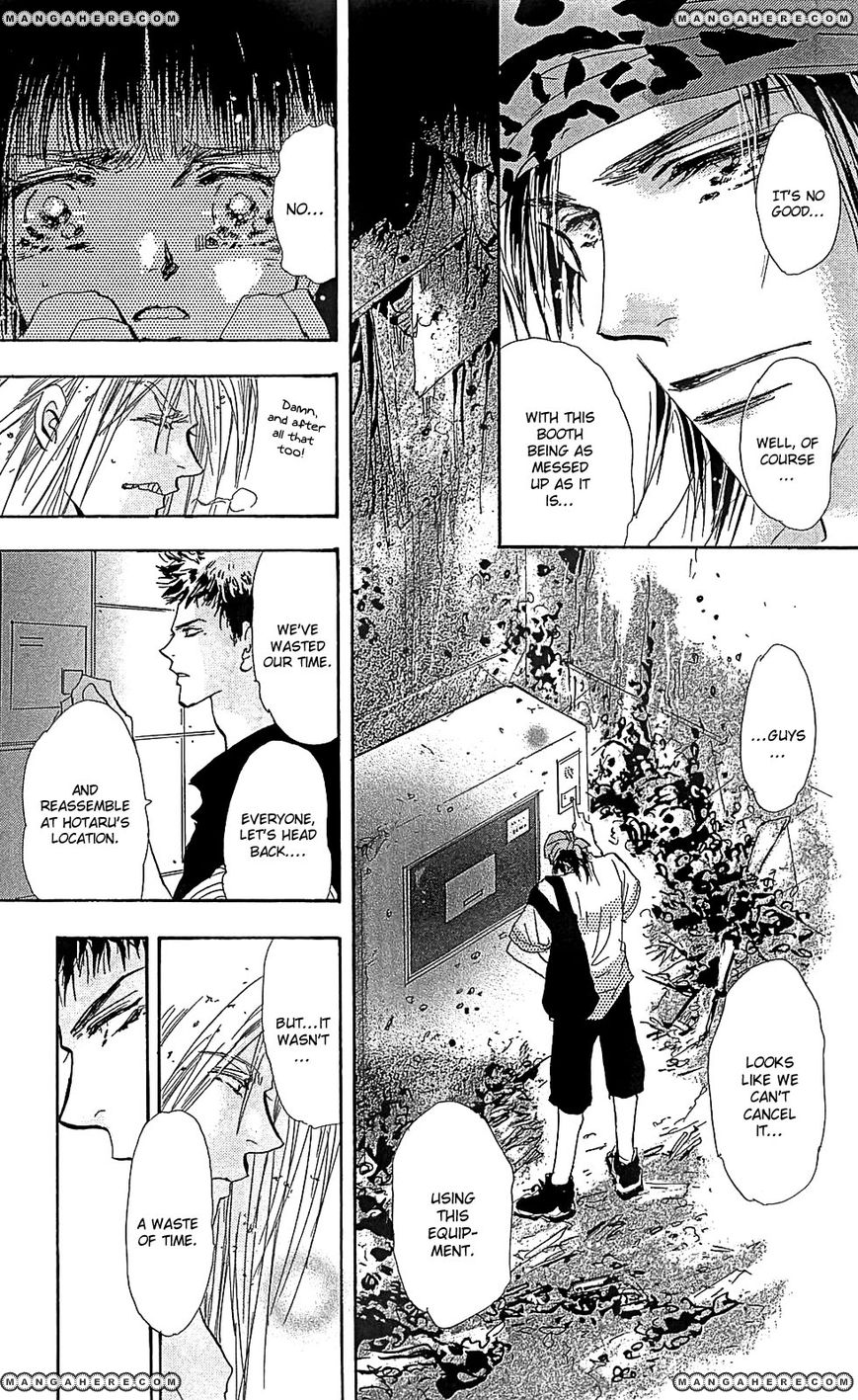 7 Seeds 105 Page 4