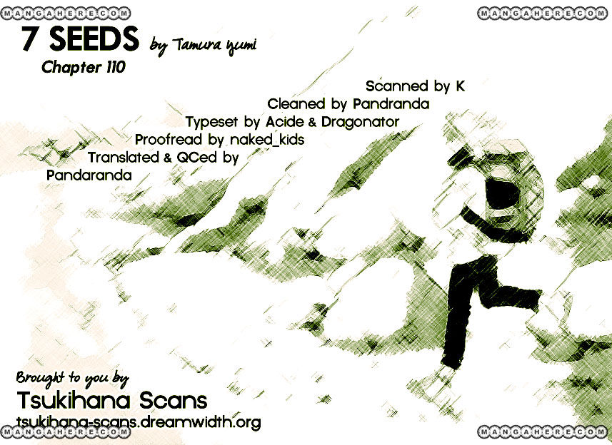7 Seeds 110 Page 1