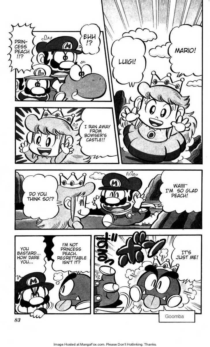 Super Mario-kun 7 Page 3
