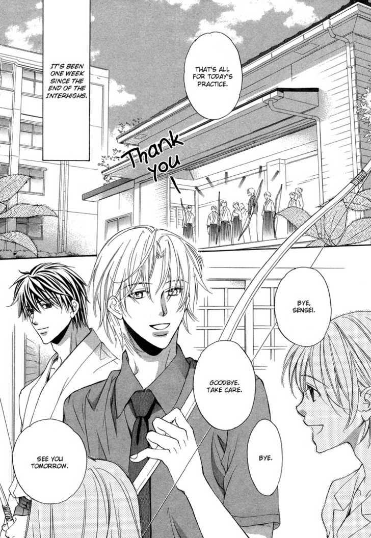 Kimi ga Koi ni Ochiru 3 Page 2