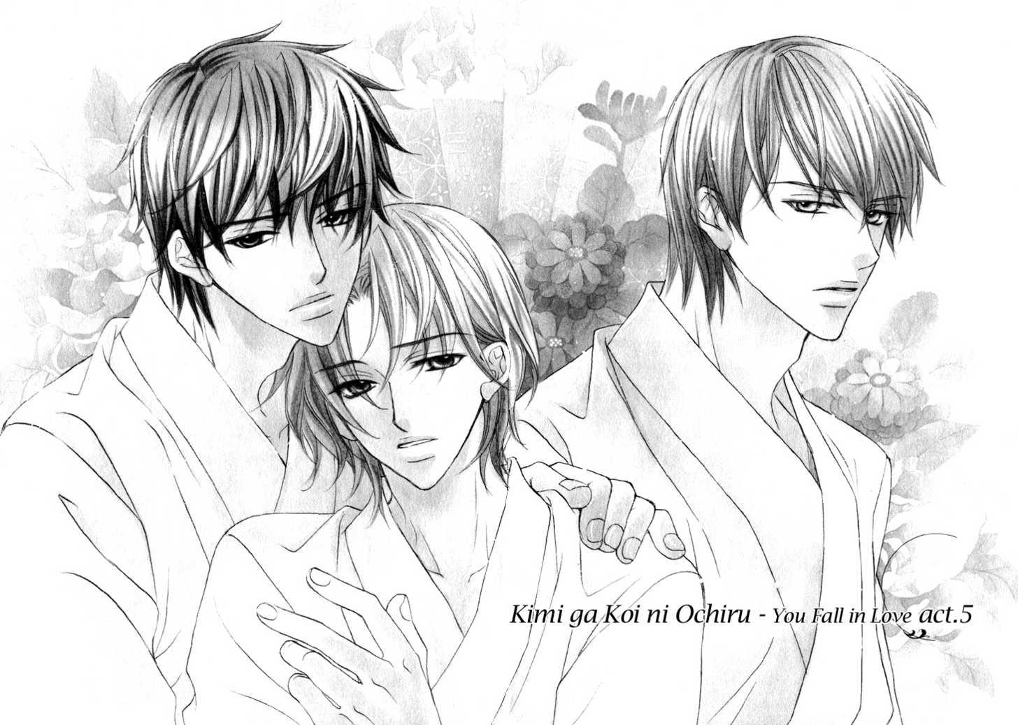 Kimi ga Koi ni Ochiru 5 Page 1