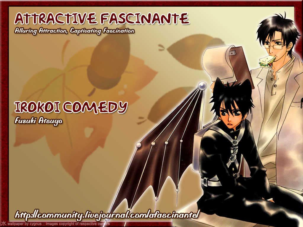 Irokoi Comedy 5 Page 1