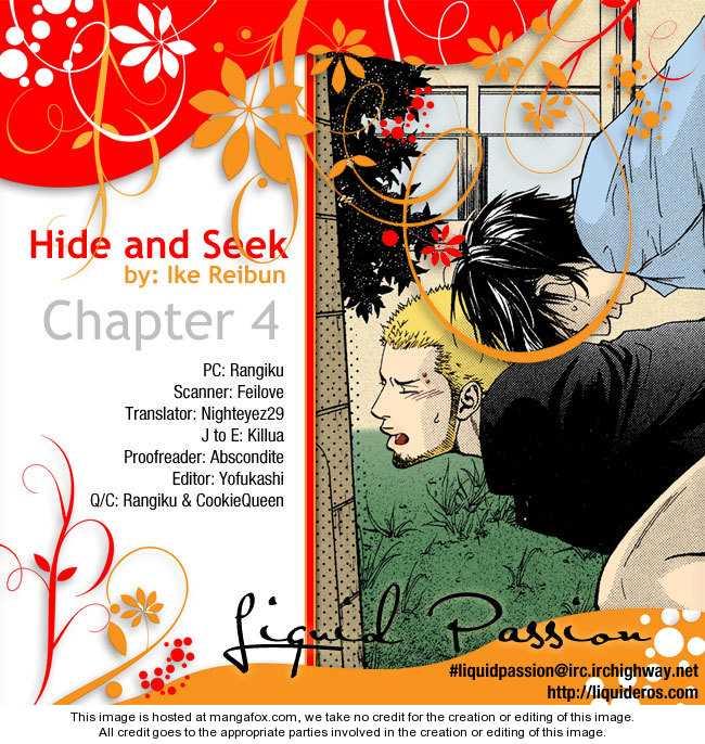 Hide and Seek 4 Page 1