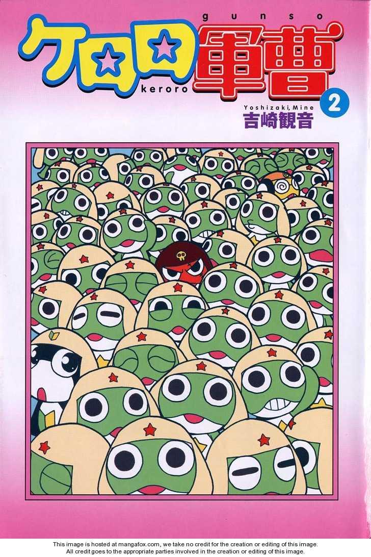 Keroro Gunsou 11 Page 2