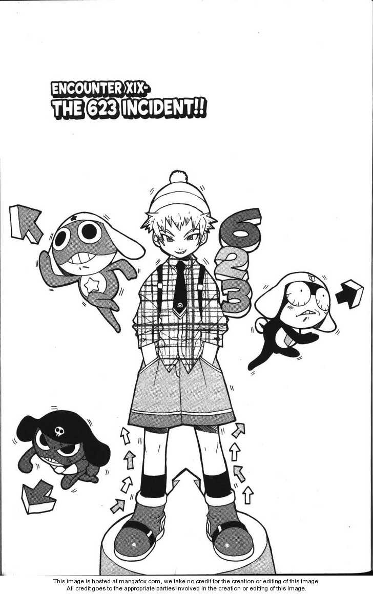 Keroro Gunsou 19 Page 2