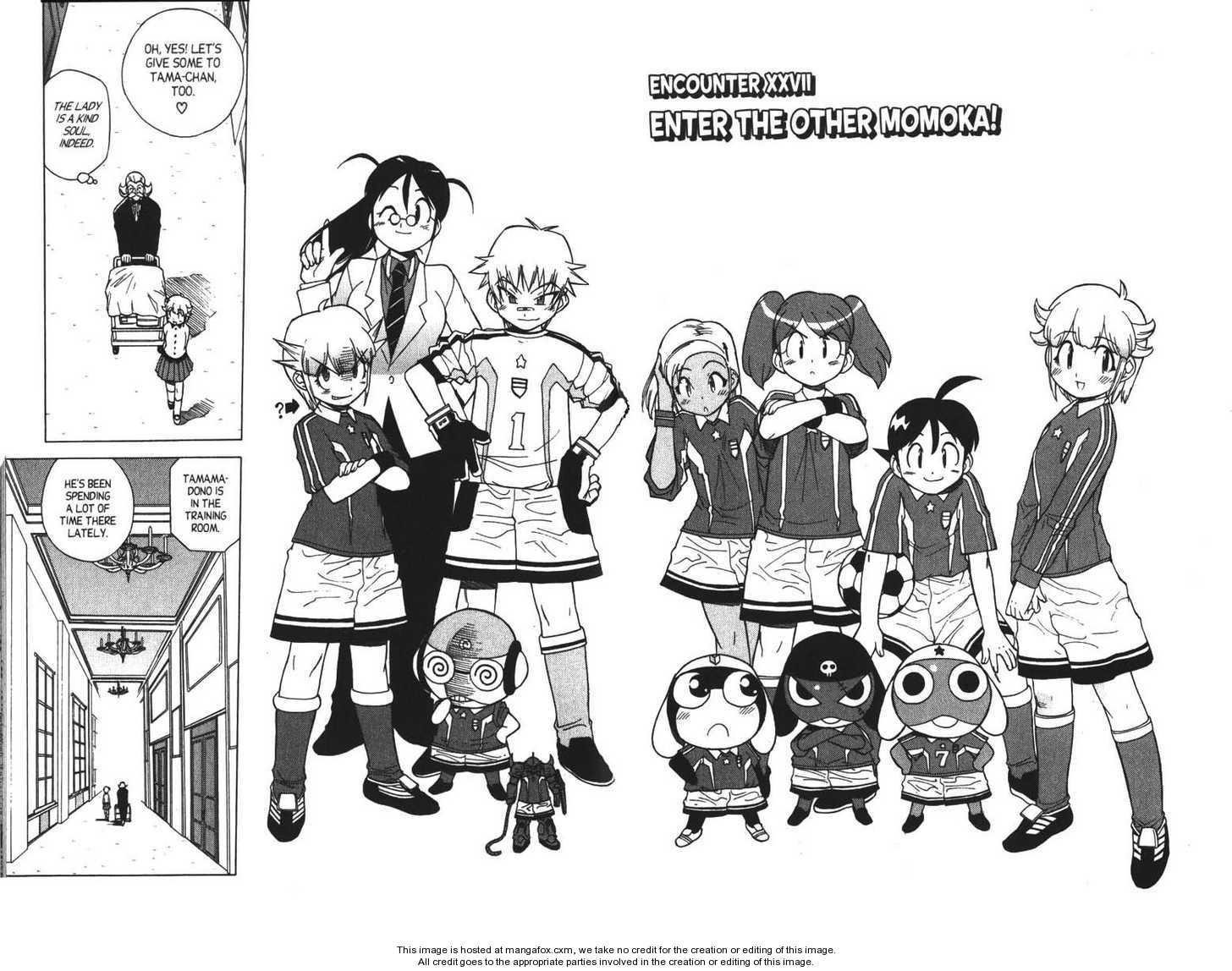 Keroro Gunsou 27 Page 2