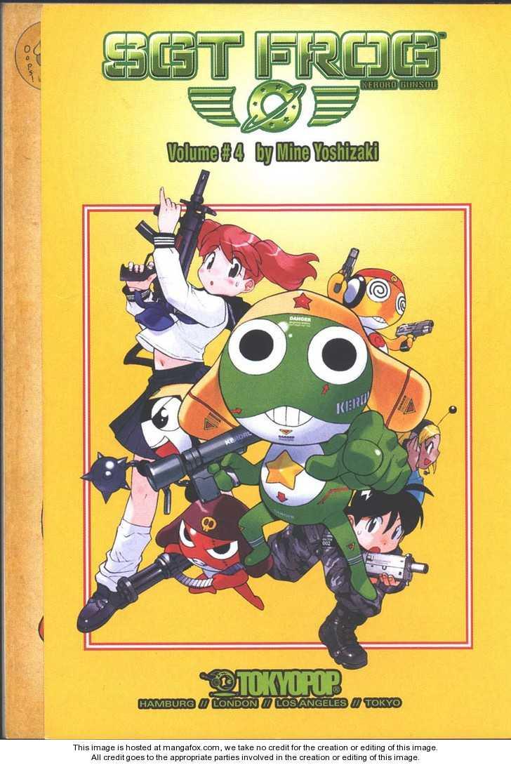 Keroro Gunsou 30 Page 2