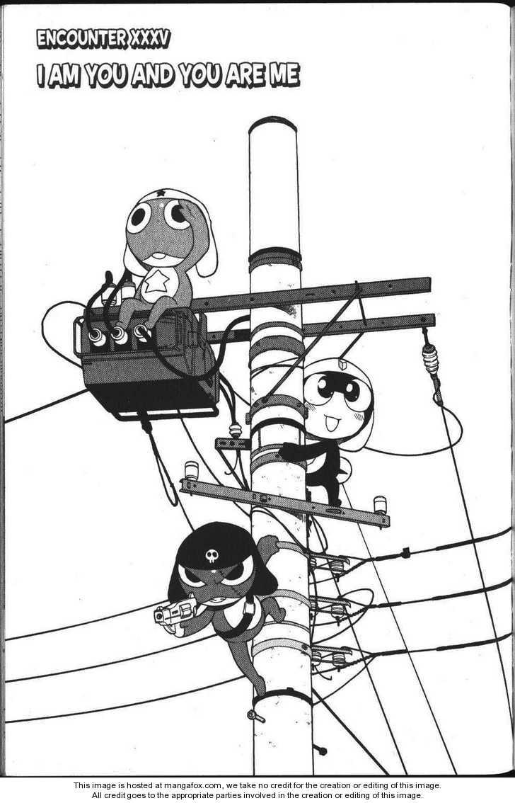 Keroro Gunsou 35 Page 1