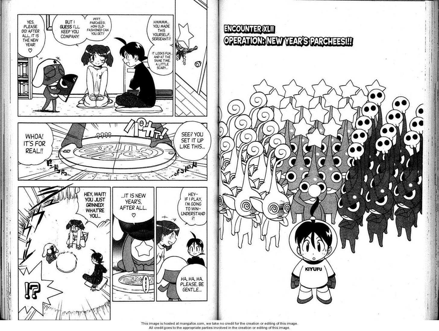 Keroro Gunsou 42 Page 2