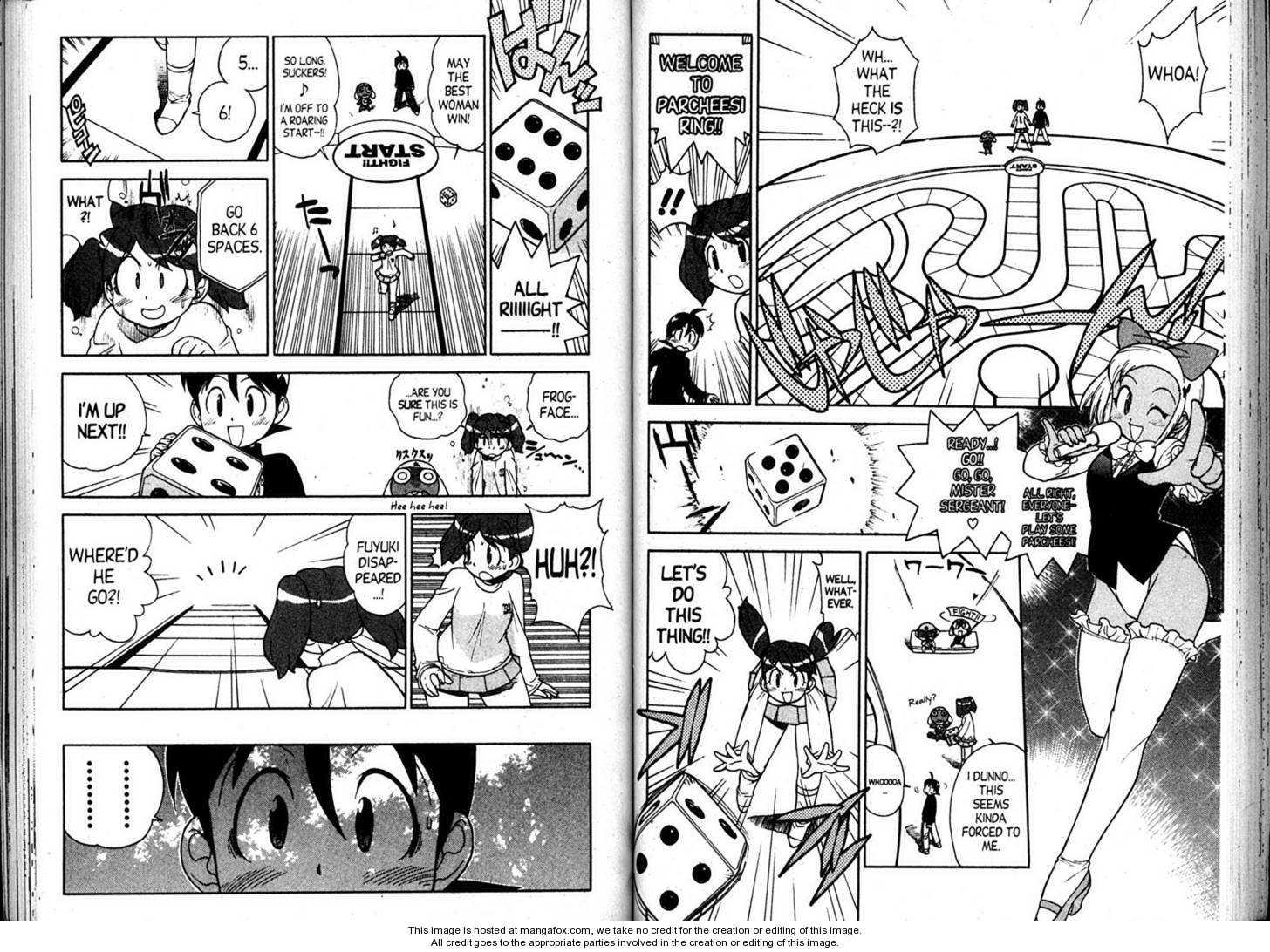 Keroro Gunsou 42 Page 3