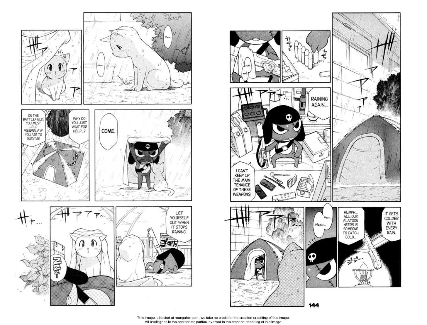 Keroro Gunsou 52 Page 2