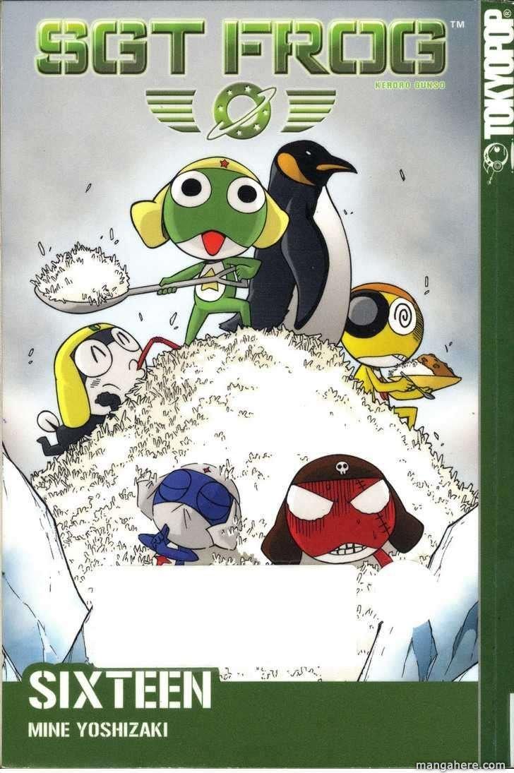 Keroro Gunsou 126 Page 2