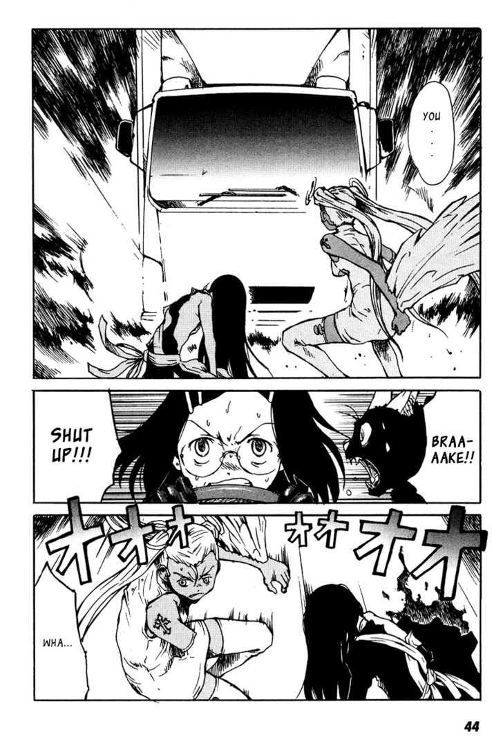 Tokyo Akazukin 22 Page 4
