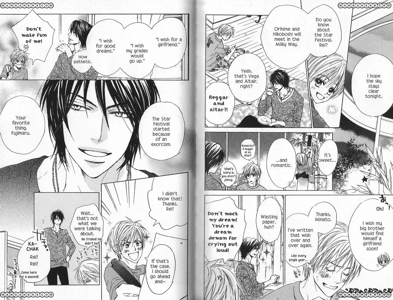 Aijin Incubus 9.5 Page 2