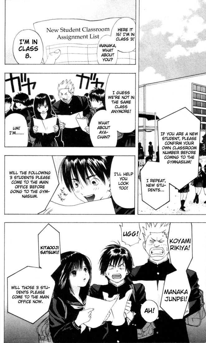 Ichigo 100% 20 Page 2
