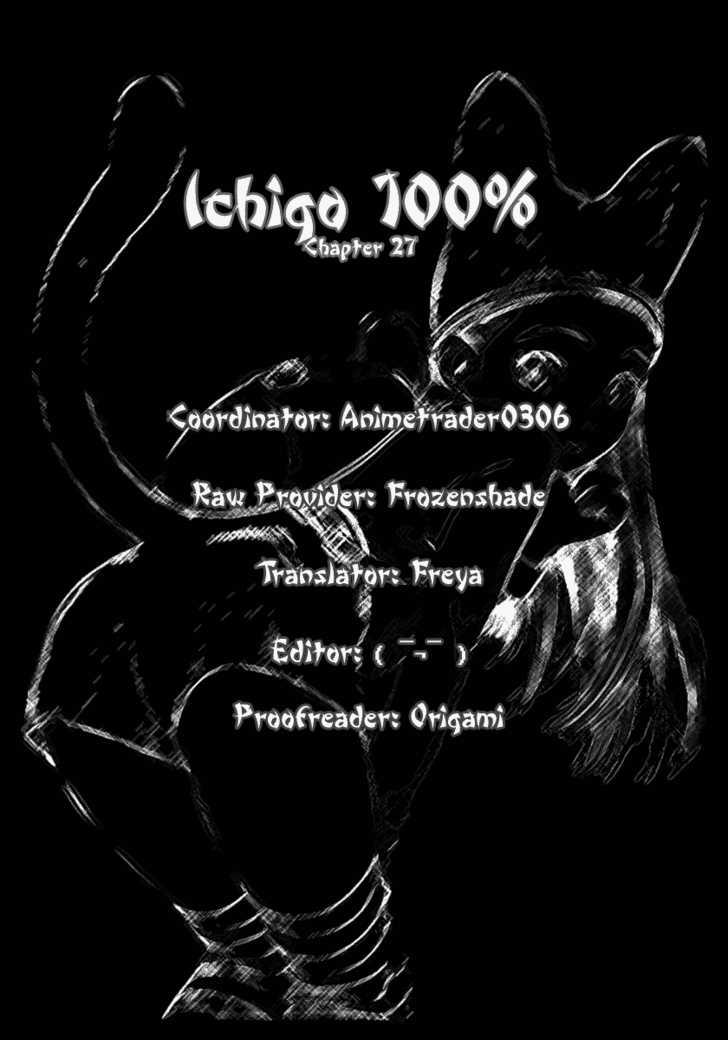 Ichigo 100% 27 Page 2
