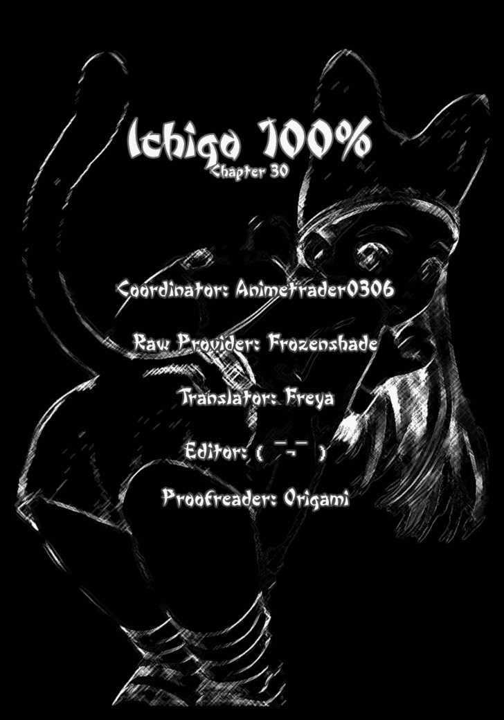Ichigo 100% 30 Page 1