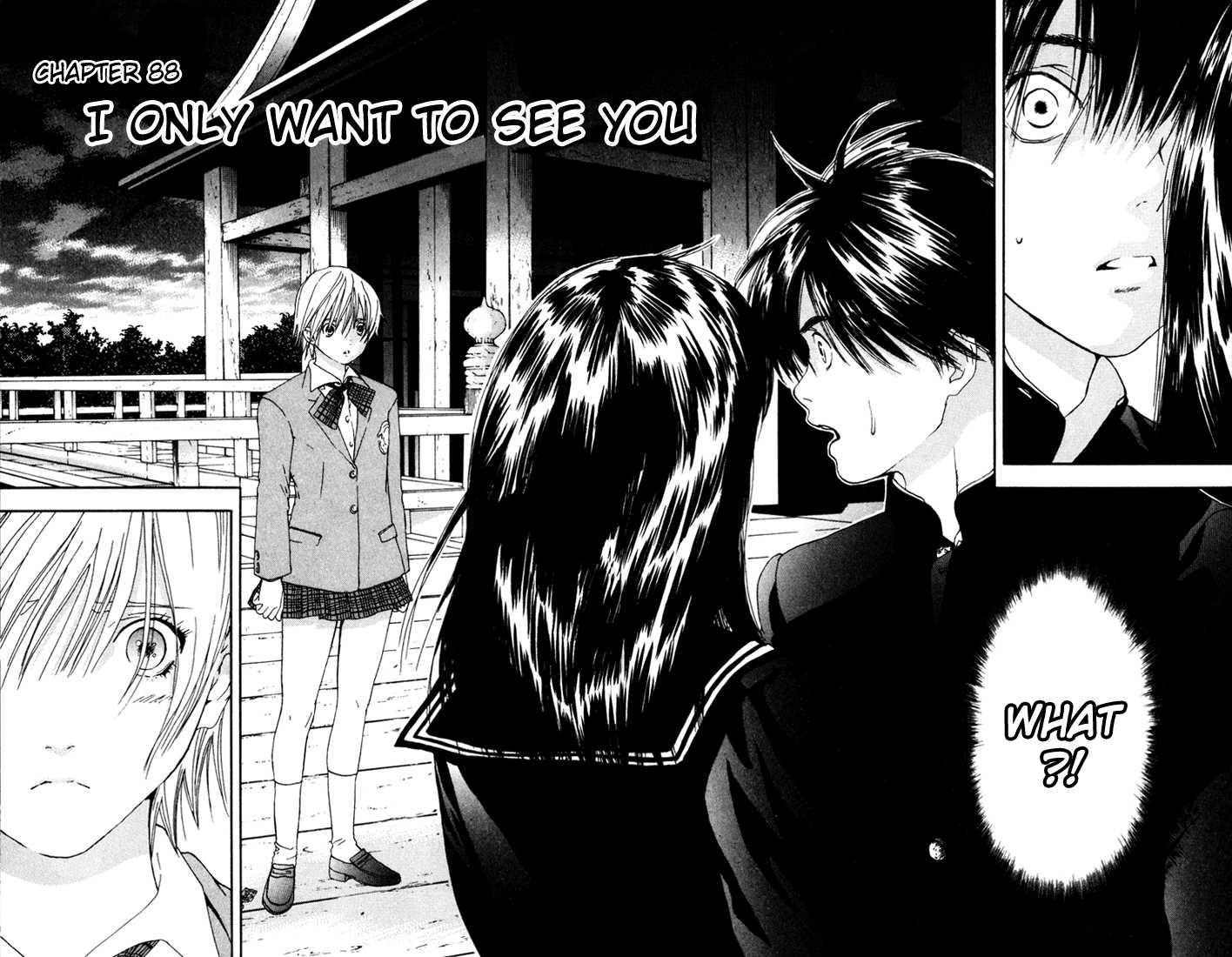 Ichigo 100% 88 Page 2