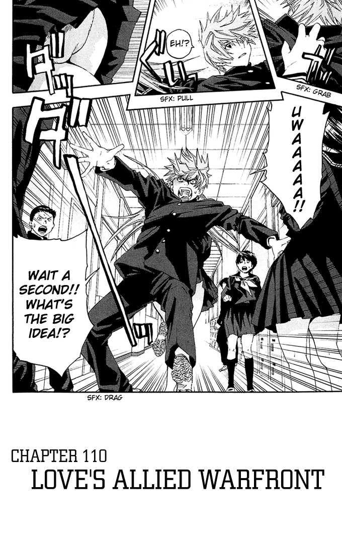 Ichigo 100% 110 Page 2