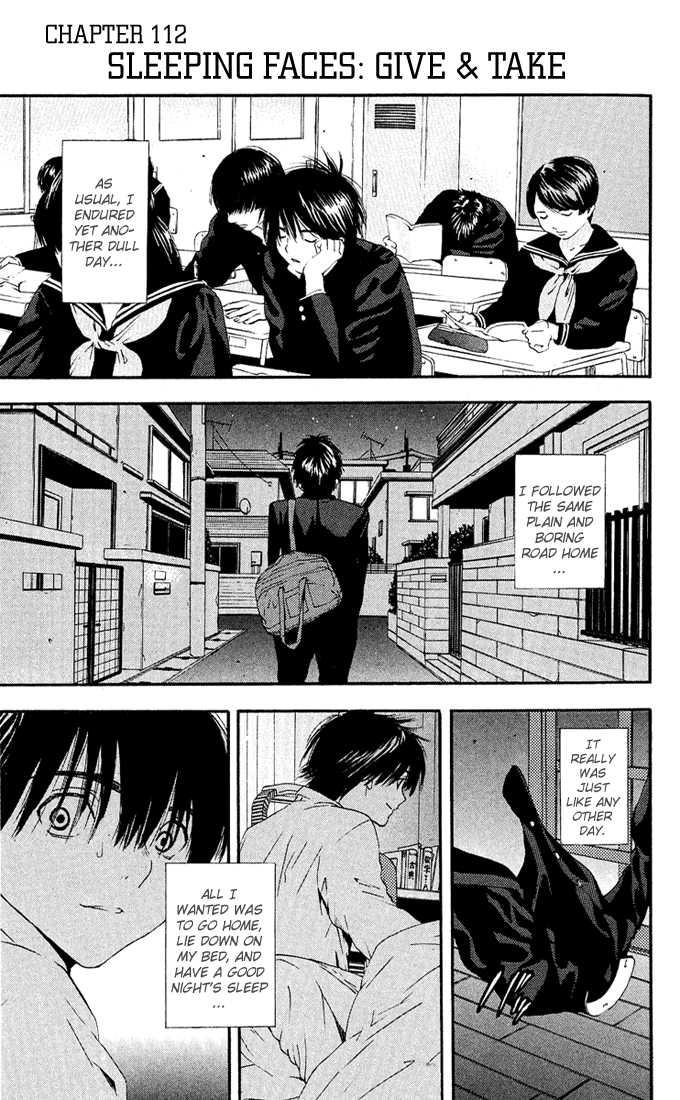 Ichigo 100% 112 Page 1