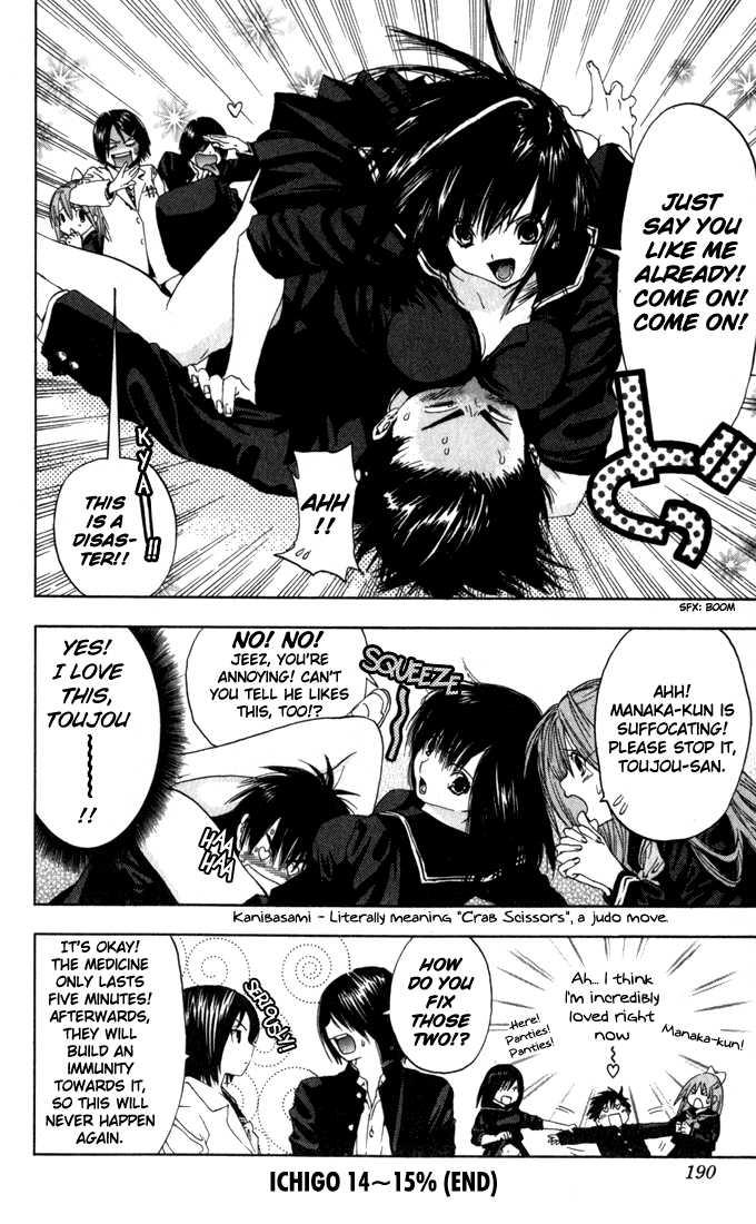 Ichigo 100% 152.1 Page 4